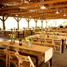 Special event space for hire in Columbia, SC at Riverbanks Zoo for weddings, birthday parties and corporate events