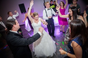 Weddings at Riverbanks on the Dance Floor