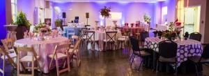 Elegant options for weddings at Riverbanks
