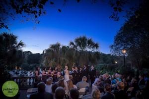 Weddings at Riverbanks at Sunset