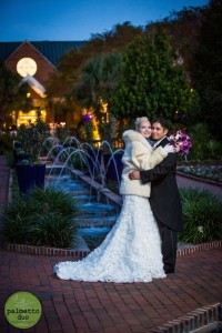Outdoor Weddings at Riverbanks