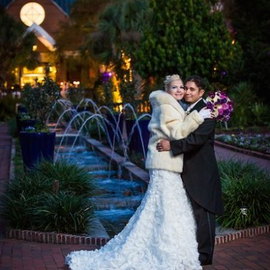 Outdoor Weddings at Riverbanks