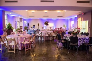 Weddings at Riverbanks in the Magnolia Room