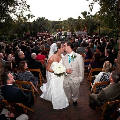 Outdoor Weddings at Riverbank