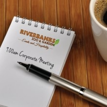 Book a corporate event package at Riverbanks Zoo Hospitality and Events and save time and money