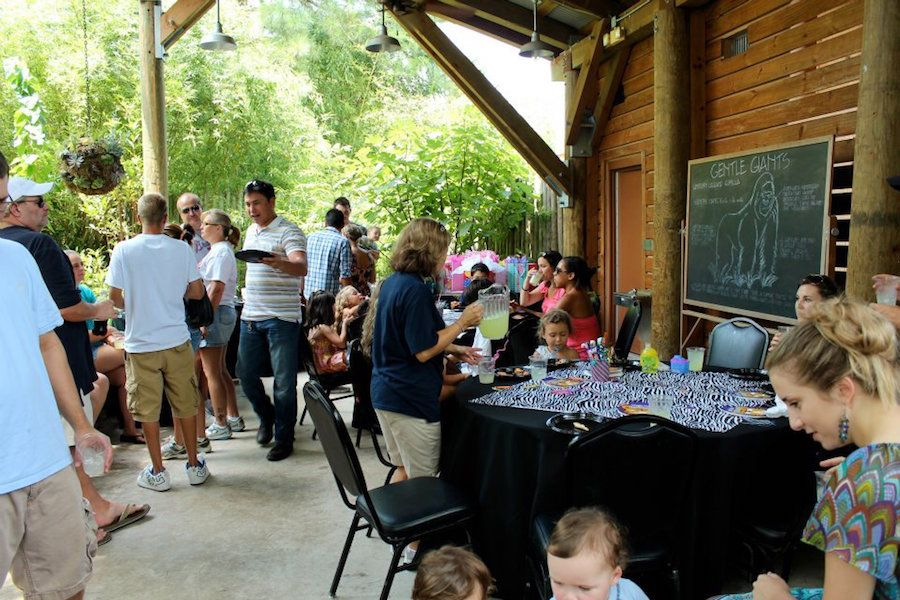 Social Events Events and Hospitality Riverbanks Zoo