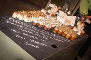 Desserts in Mason Jars