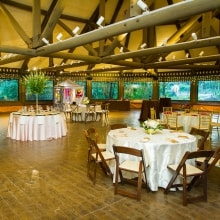 Facilities for special events, including weddings, corporate meetings, birthday parties and anniversaries that are fully managed.