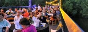 Corporate special events at Riverbanks Zoo in Columbia Saluda Bridge