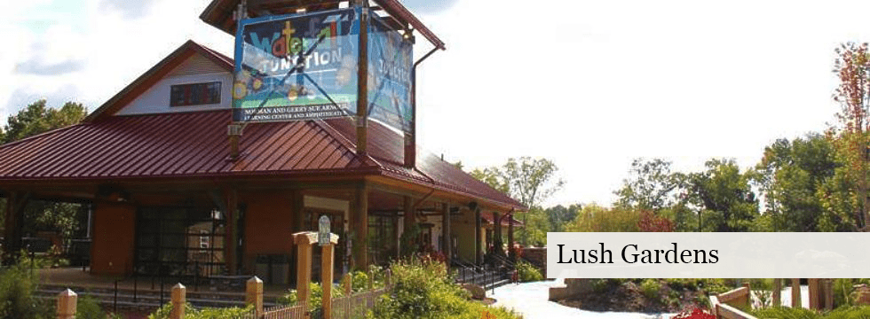 Meeting and event venue in Columbia, SC, Riverbanks Zoo and Garden caters to corporate meetings and private events
