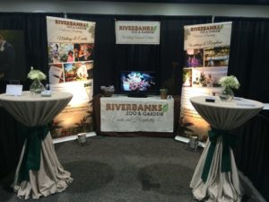 Wedding Sales Coordinator from Riverbanks Zoo Events and Hospitality to answer wedding venue questions