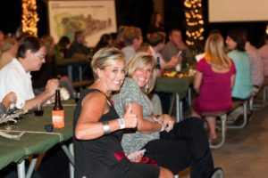 Picnic style events for corporate, family and party special occasions at Riverbanks Zoo in Columbia, SC