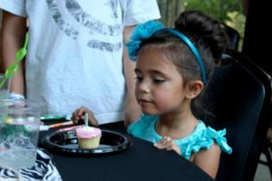 Birthday party space for rent at Riverbanks Zoo in Columbia, SC