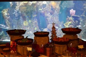 Holiday party packages with exotic atmosphere and top rated menus