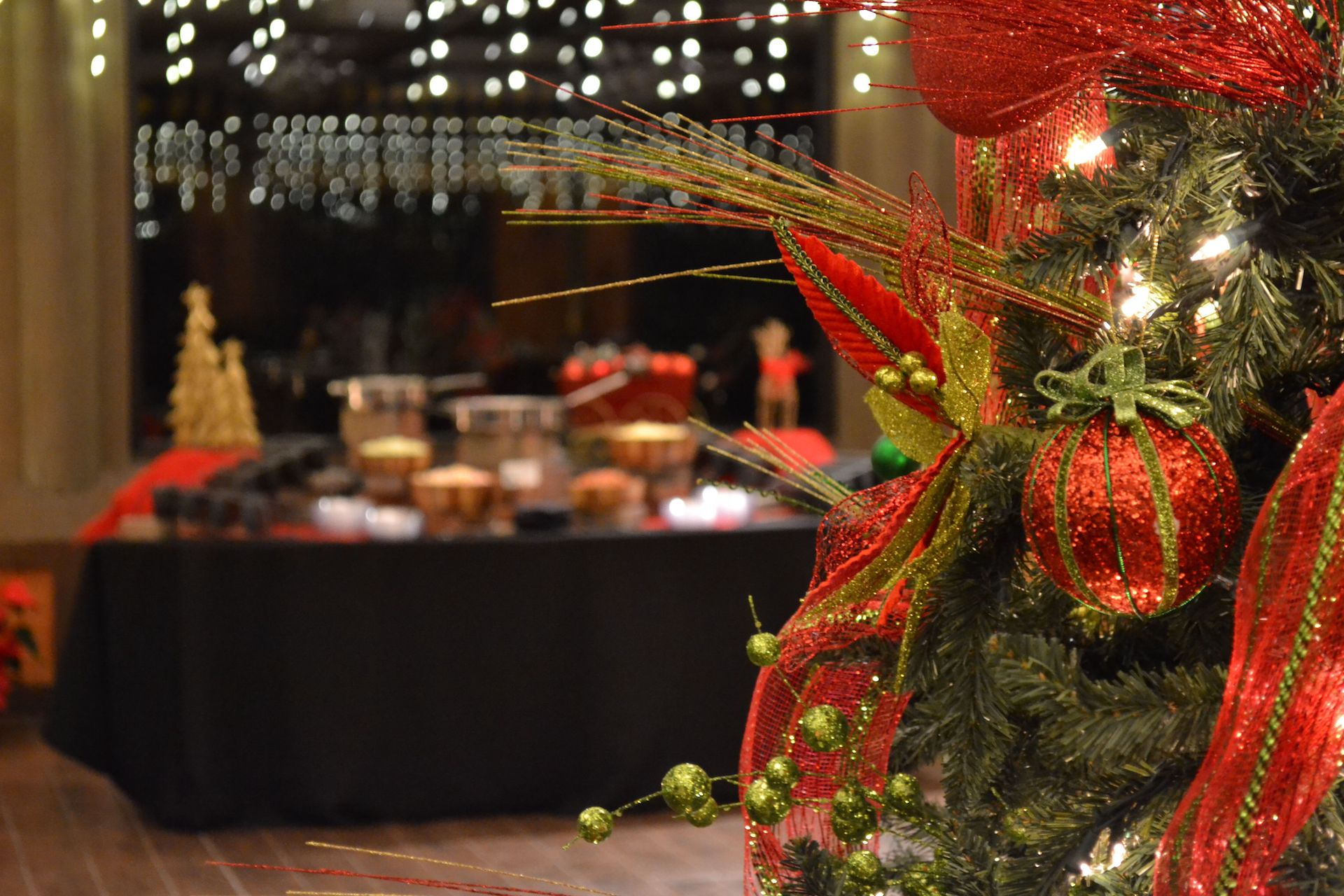 Plan Ahead For Your Holiday Party Package | Events and Hospitality ...