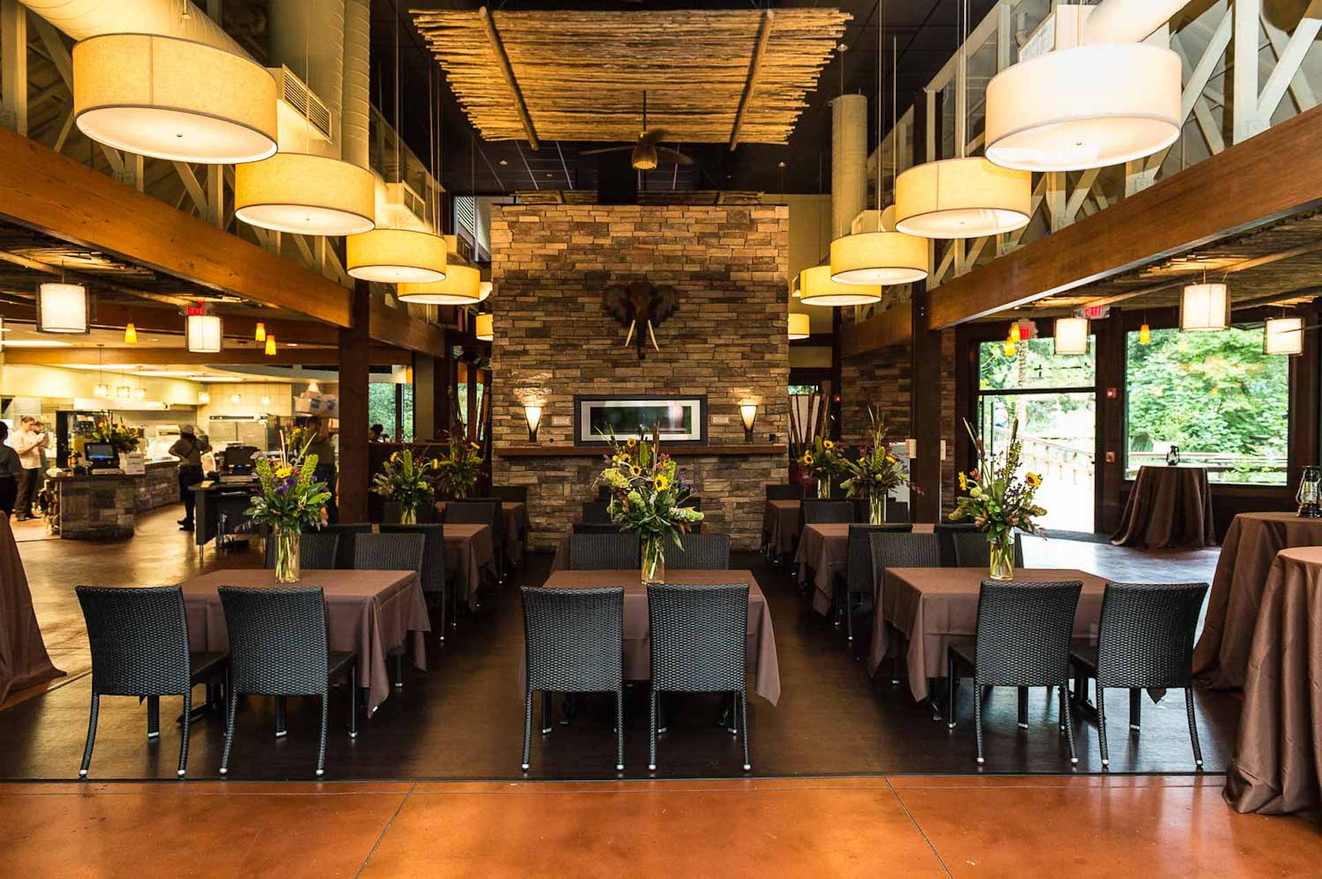 Rehearsal Dinners | Events and Hospitality Riverbanks Zoo