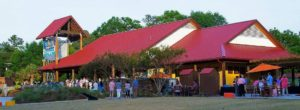 Waterfall junction offers outdoor and indoor unique event venue in Columbia, SC