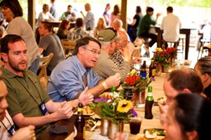 corporate picnic exotic large group event venue columbia, SC