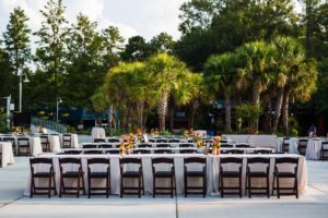 Corporate Events, fine dining options, and business discounts at the Riverbanks Zoo in Columbia, SC